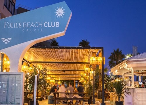 gran folies beach club