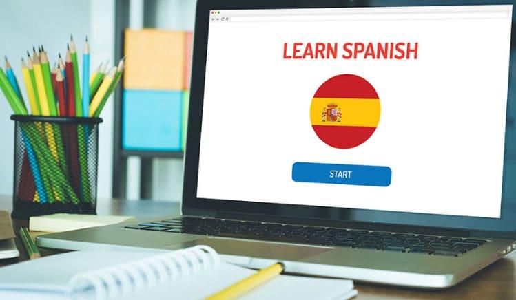 online kurz spanielciny